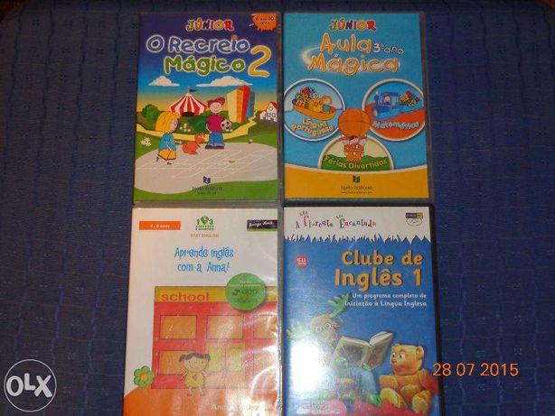 4 jogos computador infantis