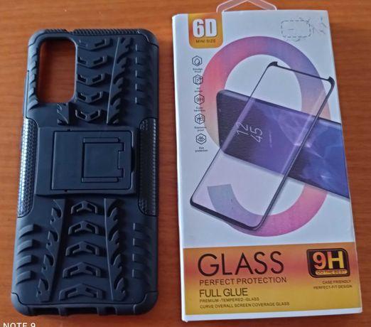 Capa e película Samsung S20