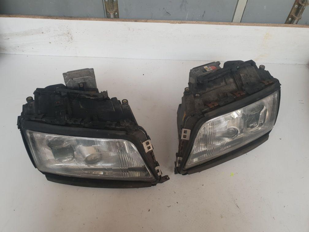 Lampa Reflektor Xenon Audi A8 S8 D2 Europa