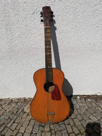 Gitara kolekcjonerska Parlor Cremona Luby