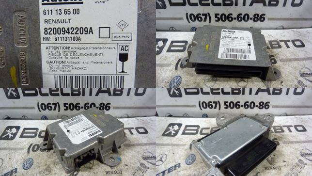 Электронный блок управления ЭБУ и комплект Master Trafic Mascott