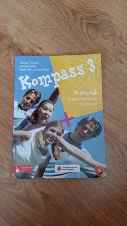 Kompass 3 Język niemiecki do Gimnazjum + Ćwiczenia