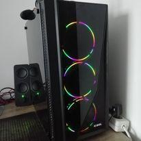 Komputer do gier (rx580/ryzen5,1600af)