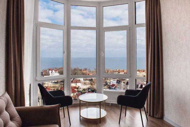 Долгосрочно квартира у моря, 16ст. фонтана