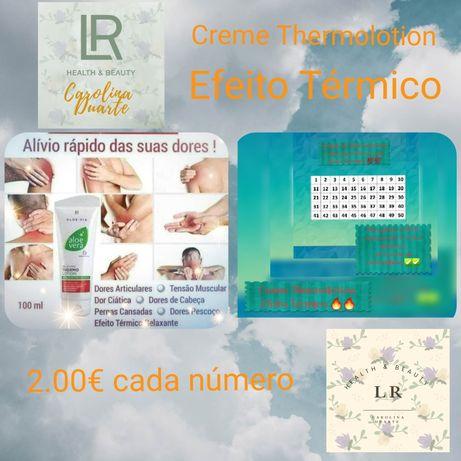 Creme Thermolotion LR