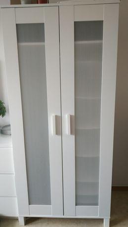 Ikea Aneboda szafa 81x180 biała