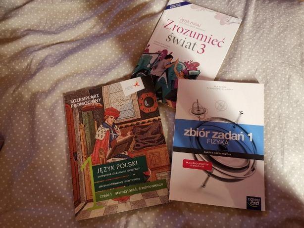 Podręczniki, zeszyty ćwiczeń