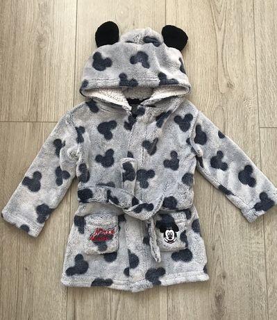 Очень классный, плюшевый халат Disney