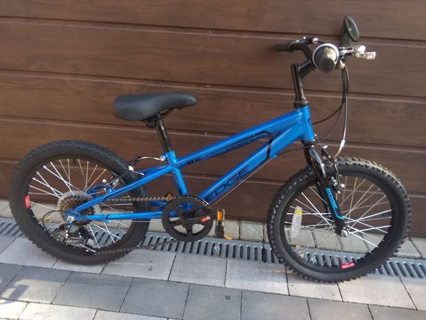 """Rower 18"""" chłopięcy 6 przerzutek Shimano Nowy"""