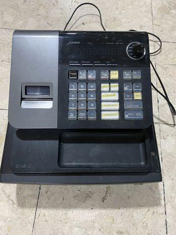 Caixa registadora Casio