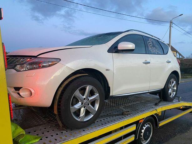 Nissan Murano z51 silnik Kompletny 3.5 benzyna ODPALANY części