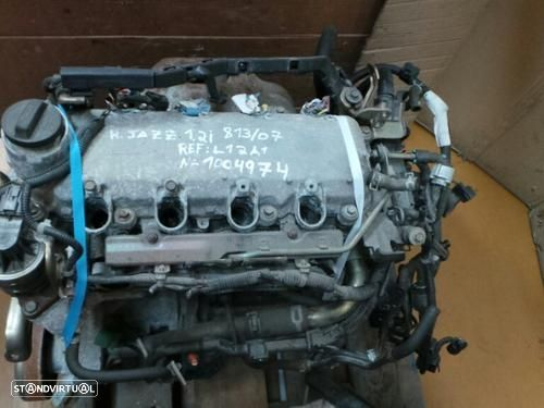 Motor Honda Jazz Ii (Gd_, Ge3, Ge2)