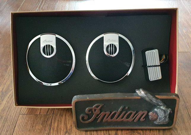 Głośniki Indian, ze wzmacniaczem Chief, Chieftain... cena ostateczna!