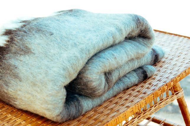 Теплое одеяло из овчины НОВОЕ