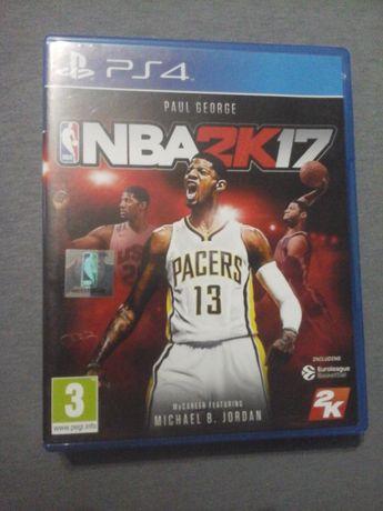 Gra NBA 2k17 PS4