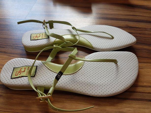 Sandały japonki  Sylvia Ciolfi 37
