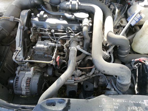 VW Passat TDI silnik skrzynia