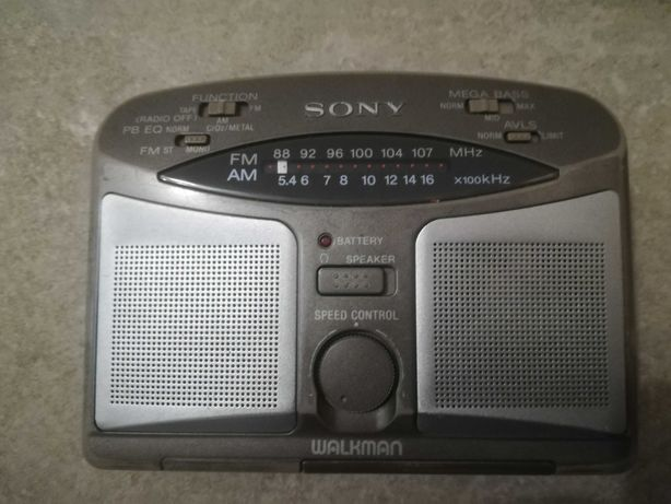 Walkman Sony WM-GX322