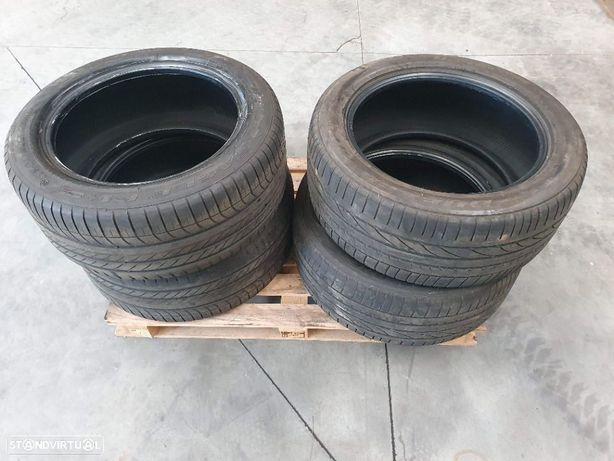 Pneus 255/50 R19 e 285/45 R19 - BMW X5 e X6