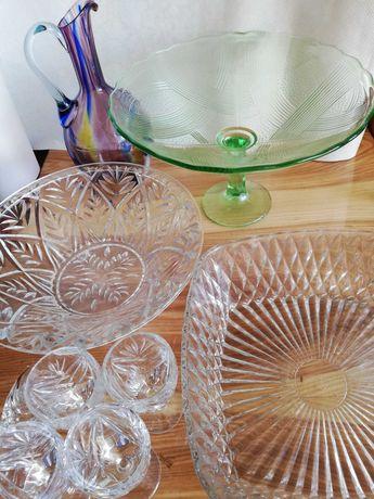 Посуда стеклянная СССР