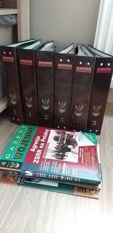 Gazety Wojenne komplet plus powtórki