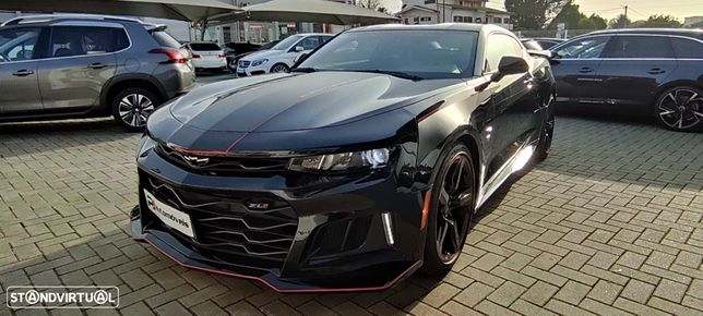 Chevrolet Camaro 2.0 Turbo Sport Pack ZL1