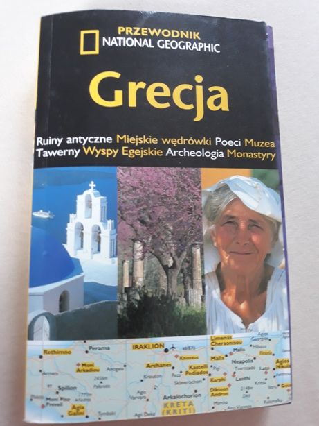 Przewodnik National Geographic GrecjA
