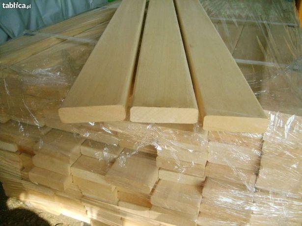 ABACHI drewno na ławy do sauny 22x80, WROCŁAW