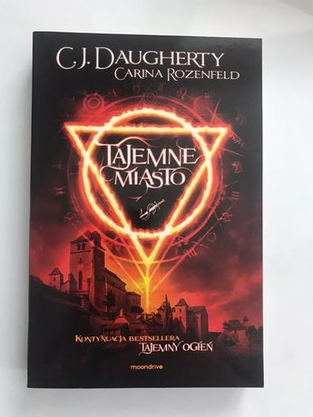 Tajemne Miasto C.J. Daugherty