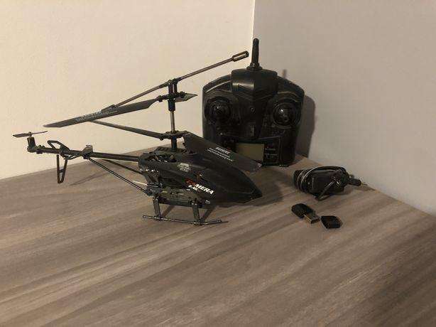 Helikopter zdalnie sterowany motor flying model style camera 2.46hz