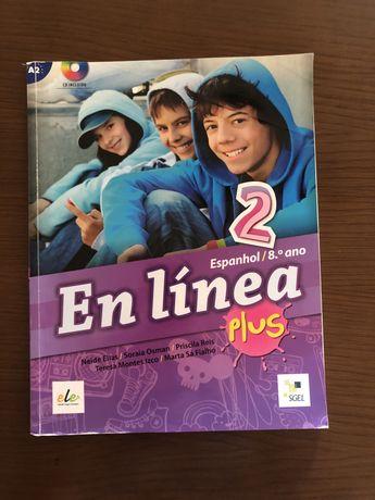 Manual En Línea 2 - 8ºano espanhol
