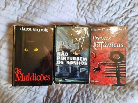 CONJUNTO: Livros de Terror