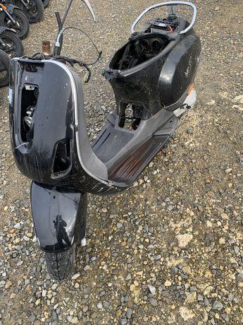 Piaggio Vespa Lx 50 Koło silnik zawieszenie plastik