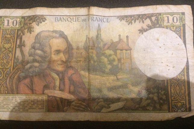 10 francs 1969