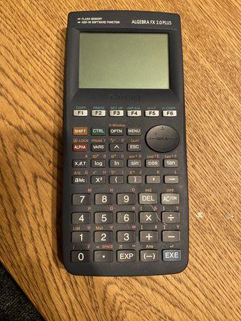 Kalkulator Casio algebra fx 2.0 plus