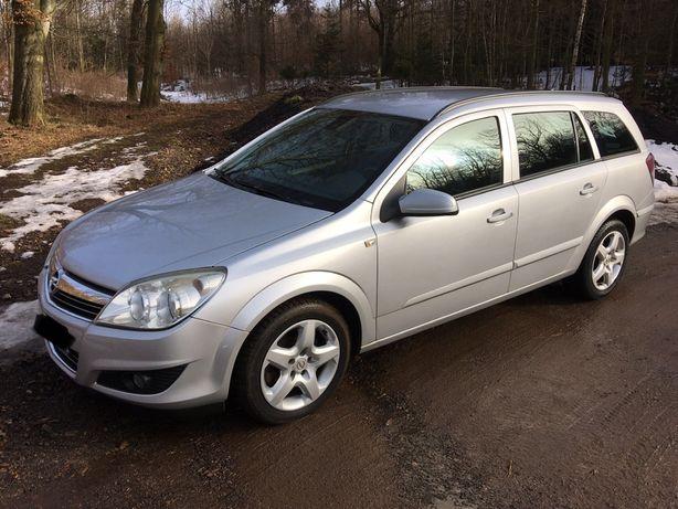 Opel Astra 1.9 CDTI EcoTEC 100 km klimatyzacja nawigacja 2008 rok zadb