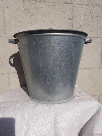 Выварка оцинкованная на 15 литров, СССР