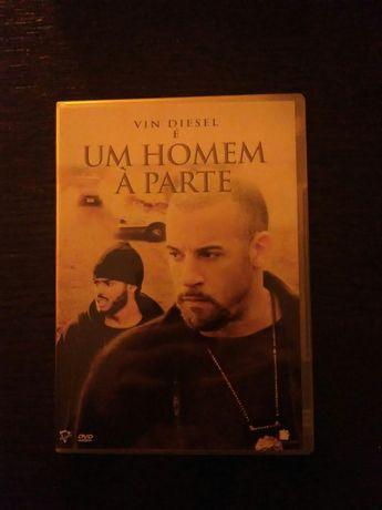 Filme DVD - Um homem à parte