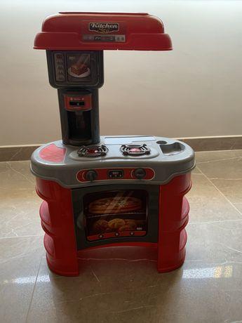 Vende-se cozinha de brincar com sons