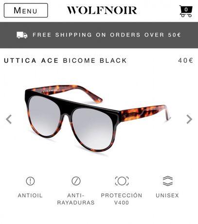 Oculos wolfnoir