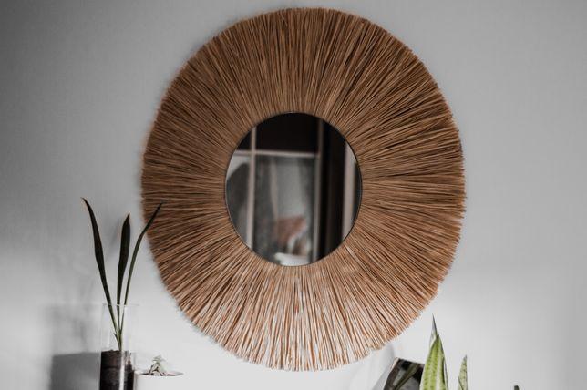 Espelho Redondo Artesanal
