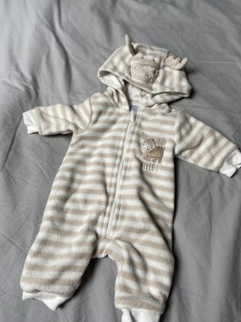 Kombinezon dla noworodka malutki