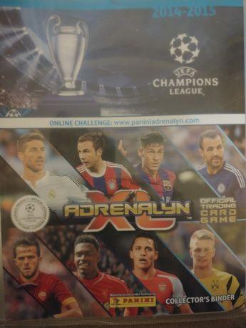 Картки карточки колекц футбол Panini ліга Ч 14-15 Євро 2016 ЧС 14