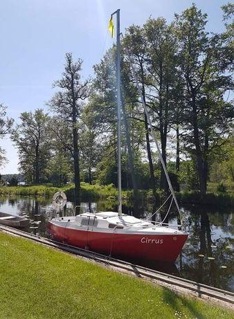 Jacht żaglowy PEGAZ 620 Łódź, łódka wędkarska
