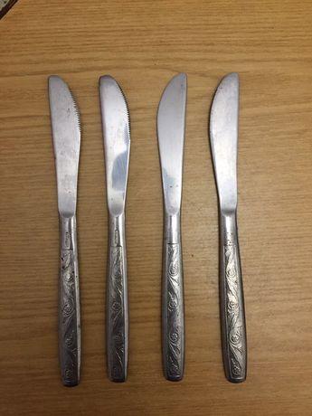 Ножи, ложки чайные, ложки кофейные нержавейка СССР