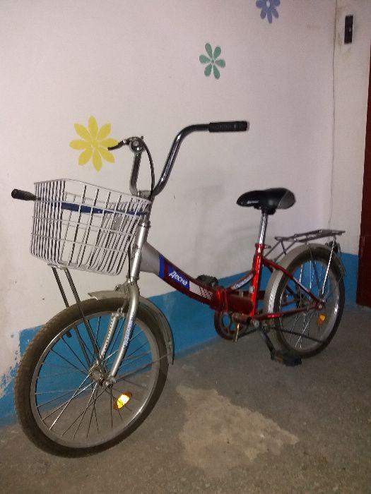 Велосипед Десна Дорожник (складной) б/у Днепр - изображение 1
