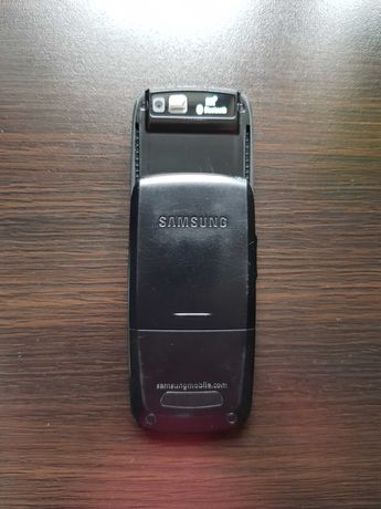 Samsung e250 czarny
