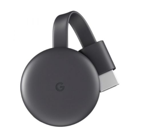 Chromecast como novo