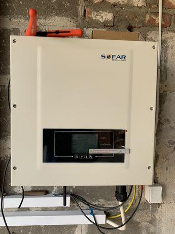 Falownik inwerter Sofar Solar 3.3 4.4 5.5 6.6 8.8 11 12 KTL-X