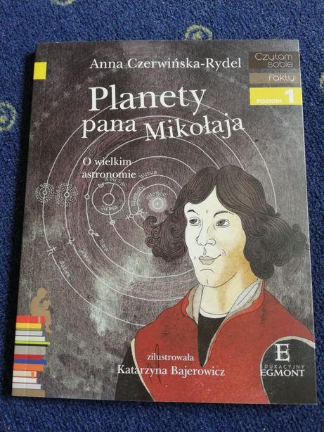 Książka Planety Pana Astronoma